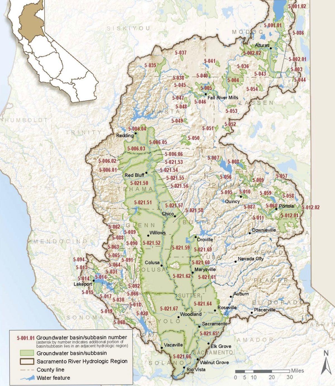 Sacramento Valley – North American