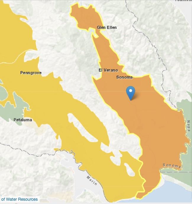 Napa-Sonoma Valley – Sonoma Valley