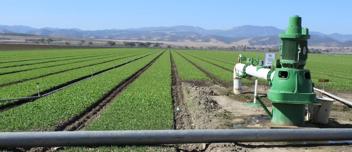 A Test for California's Groundwater Regulations in the Megadrought